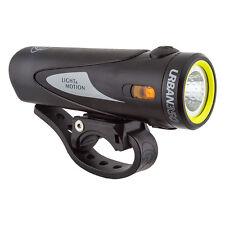 Light & Motion Urban 350 Bike Headlights, Obsidian Stout (Black/Black) NEW