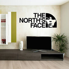 IAN BROWN THE NORTHS FACE THE STONE ROSES vinyl wall art sticker decal