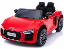 Neu Audi R8 Spyder, Eva Räder, Kinderauto Kinderfahrzeug Kinder Elektroauto rot