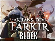 Khans of Tarkir, Fate Reforged, Dragons of Tarkir Block Complete Mythics 743/718