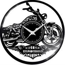 Orologio disco vinil clock orologio da parete harley