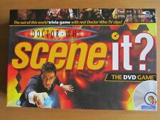 Scene It ? Doctor Who Edition.   DVD Board Game
