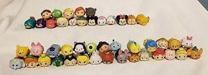 Disney Tsum Tsum Vinyl Small You Choose Loose Pooh Aladdin Lot Simba Mickey Joy
