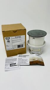 Hubbell RCT201BZE 15A 125V Tamper Resistant Bronze Pop-Up Countertop Receptacle