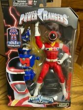 2016 Bandai Power Rangers in Space Legacy Collection Red Ranger L.E. NEW IN BOX