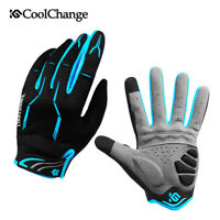 Unisex Adult Sports Gloves Full Finger Touchscreen Bike Cycling Gloves Winter