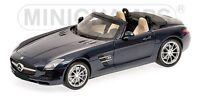 MINICHAMPS 100 039030 039031 MERCEDES BENZ SLS CLASS model road cars 2011 1:18th