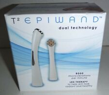 New EPIWAND REDUCES WRINKLES STIMULATES SKIN LED THERAPY 8000  VIBRATIONS