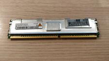RAM de 1GB  PC2-5300F DDR2 667Mhz ECC - Para Servidor