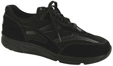 SAS Tour Mesh Black, Women's Walking Shoes, Many Sizes & Widths