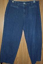 Womens Denim Jeans Liz Claiborne Lizwear Size 16