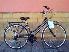 """Bicicletta bici da passeggio donna Citybike Classic misura 28"""""""