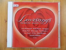 Love Songs - The best Pop-Ballads Foreigner Elton John Leo Sayer Eros Ramazzotti