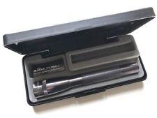 Original Maglite Mini LED Pro+ Plus 2xAA Farbe Titan/Grau 245 Lumen neu mit Box
