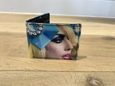 New Lady Gaga Wallet For Money And Cards Leather