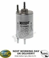 HENGST IN-LINE FUEL FILTER - H199WK (Next Working Day to UK)