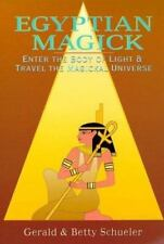 Egyptian Magick: Enter the Body of Light & Travel the Magickal Universe Llewell
