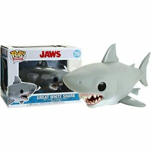 "Jaws - Jaws 6"" Super Sized Pop! Vinyl #758 - NEW"