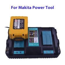 Li-ion Battery Charger 14.4V-18V For Makita BL1860 BL1430 BL1440 BL1450 BL1460