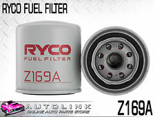 RYCO FUEL FILTER SUIT GREAT WALL V200 X200 2.0lt TURBO DIESEL 4CYL 8/2011 - ON