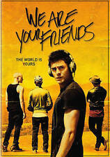 We Are Your Friends (DVD, 2015)