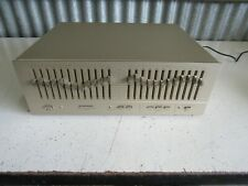 Pioneer Model Sg-9 Same As 9800 Vintage Stereo Eq 12 Band Graphic Equalizer Nice