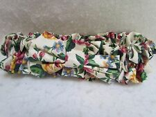 Longaberger Medium Garter: Garden Splendor ~ New!
