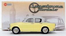 Lansdowne Models 1/43 Scale LDM48A - 1956 Hillman Minx Series I - Grey/Yellow
