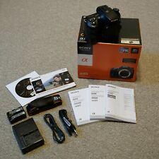 Sony alpha SLT-A65 DSLR Spiegelreflexkamera