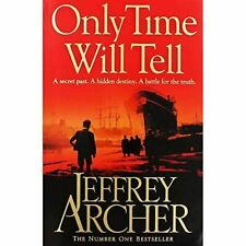 Jeffrey Archer, Only Time Will Tell (The Clifton Chronicles), UsedVeryGood, Pape