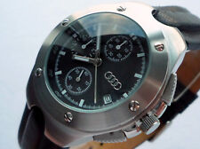 Audi Classic Quattro RS S Line Sport Design Car Accessory Chronograph Watch