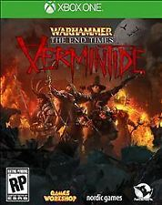Warhammer: End Times - Vermintide (Xbox One) - **Brand New & Factory Sealed**