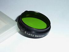 Leica Leitz Grünfilter Gr.  A36