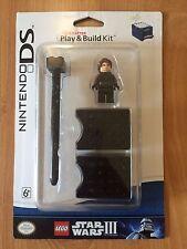LEGO STAR WARS III MINIFIGURE MINIFIG ANAKIN SYWALKER NINTENDO DS PLAY STYLUS