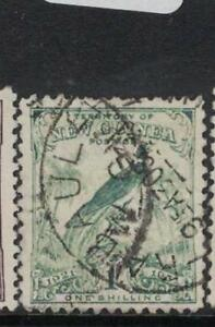 New Guinea SG 185 VFU (6drk)