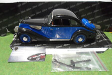 BMW 327 COUPE CLASSIC ble 1/18 SCHUCO 00021 18-8099-04 voiture à clef collection