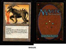 MRM ENGLISH Bronze Horse Good+ MTG magic Legend ( BH01LEG)