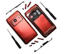 Gehäuse Oberschale für Nokia N8 / N8-00 mit Werkzeug   Rot