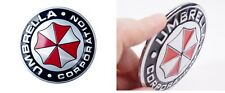 3D Umbrella Corporation Decal Emblem Aufkleber-2er Set-f. PKW-Truck-NEU!!