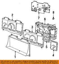 CHRYSLER OEM-Speedometer Head 5268356