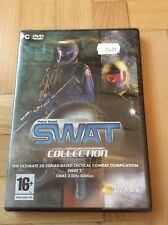 PC Police Quest: SWAT Collection (New & Sealed)