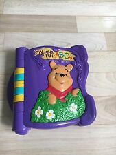 Winnie the Pooh Talking Fun ABC Buch -USA - von Mattel ,, Top ,,