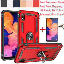 For Samsung Galaxy A10s/A10e/A10/A20s/A30s/A50s/A51 Case Cover+Tempered Glass