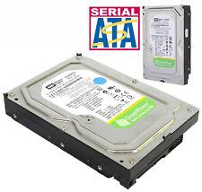 500 GB SCHNELLE FESTPLATTE WESTERN DIGITAL WD WD5000AVDS 7200 U/MIN  WD-01AVDS