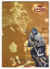 Curtis Joseph 1999-00 Topps Gold Label Prime Gold PG15 RED LABEL 1/1 Masterpiece