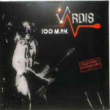 Vardis - 100 M.P.H. - Sealed Gatefold - LP Vinyl Record