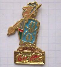 Romain légionnaire/COCA-COLA/ASTERIX/RENE GOSCINNY. BD Film PIN (142 g)
