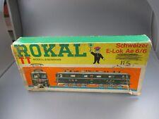 Spur TT:Rokal  Leerkarton für Französische E-Lok BB 9201 (Stiege43)