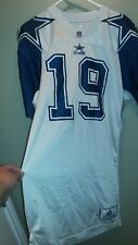 Dallas Cowboys John Jett 1995 Apex Game Issue Jersey Used Very Rare Vintage #19