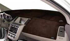 Isuzu Hombre Pickup 1998-2000 Velour Dash Board Cover Mat Dark Brown